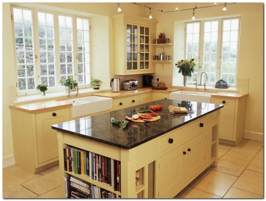 80+ Setup Minimalist Kitchen Cabinets