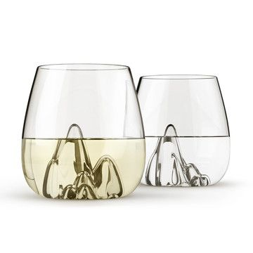 Escape Tumblers Set Of 4 for $48 on Fab.