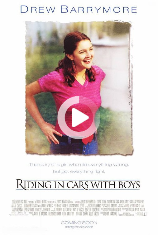 Riding in Cars with Boys (2001) in 2020 Riding, Boys, Cars