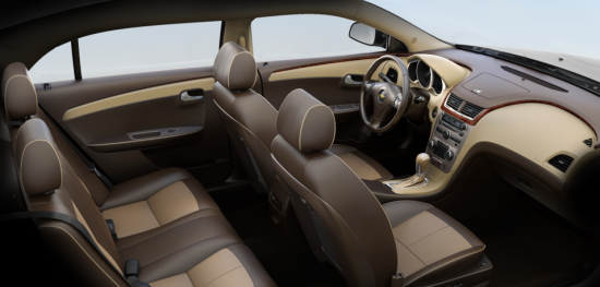 Images.thetruthaboutcars.com 2011 11 2012 Chevy Malibu Interior  Color Options Cocoa Cashmere Leather Appointed Seating 550x263.png