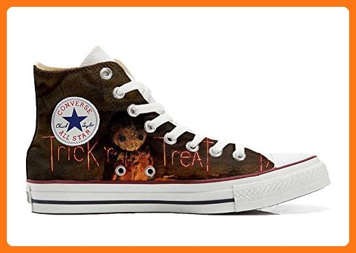 488b3e63e90d Converse All Star Customized - personalisierte Schuhe (Handwerk Produkt  customized) the horror size 45