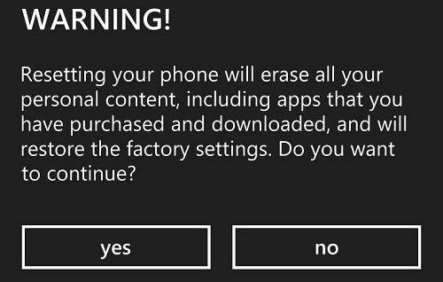 Why you should wipe your device before trading it in
