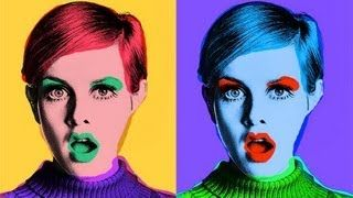 How To Create Andy Warhols Pop Art Effect On Photoshop Spanish