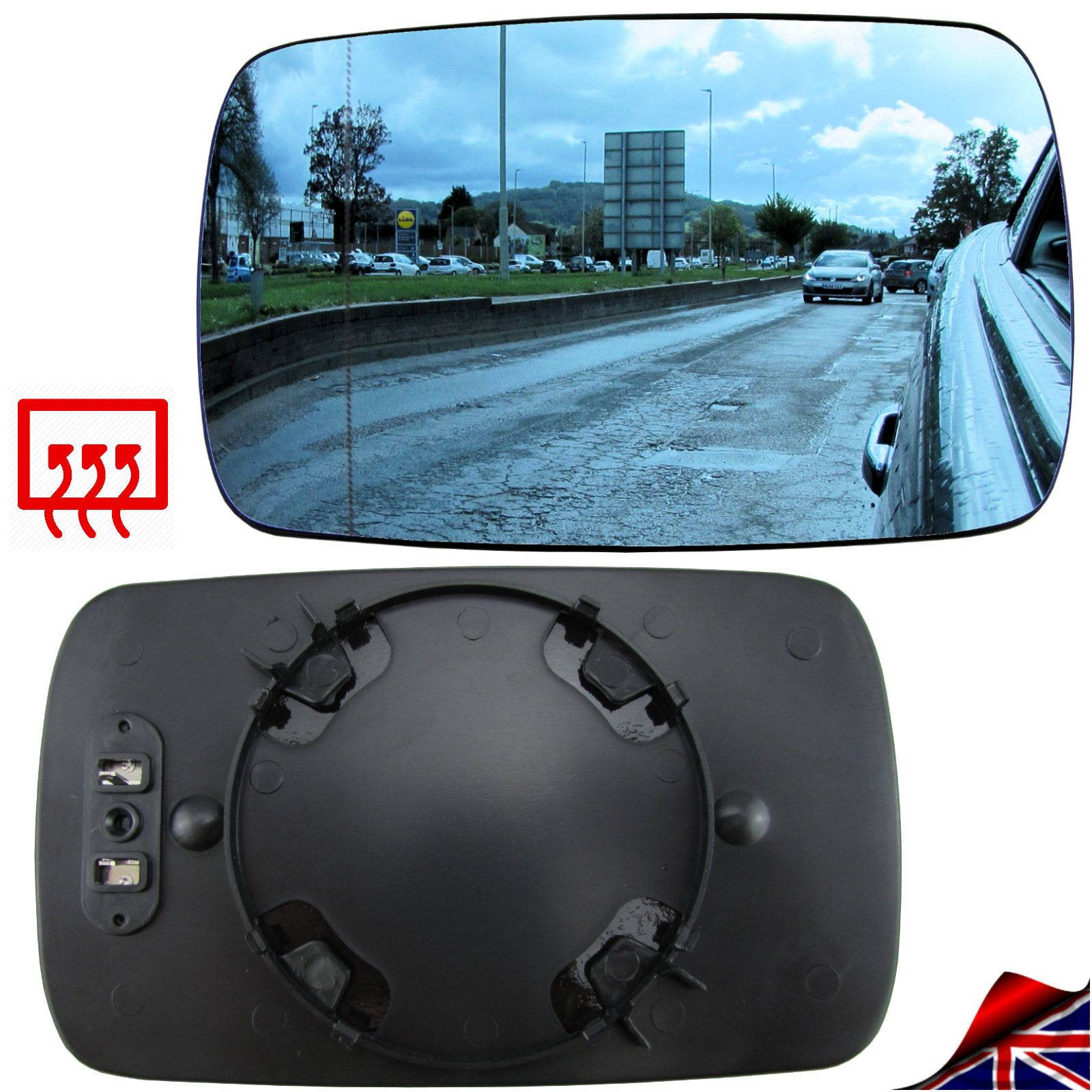 BMW 3 SERIES E46 COUPE REAR QUARTER OFFSIDE RIGHT WINDOW GLASS
