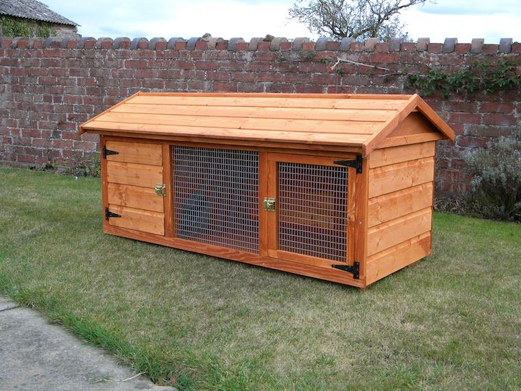 Flemish giant rabbit cage british giant hutch 5ft wire for Amazing rabbit cages