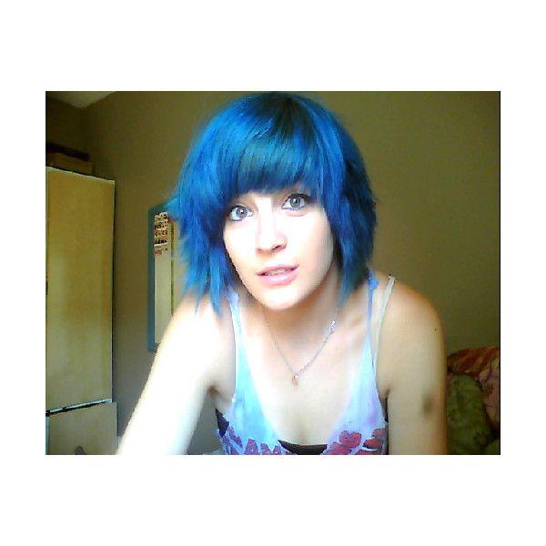 Short Blue Hair Tumblr Best Short Hair Styles