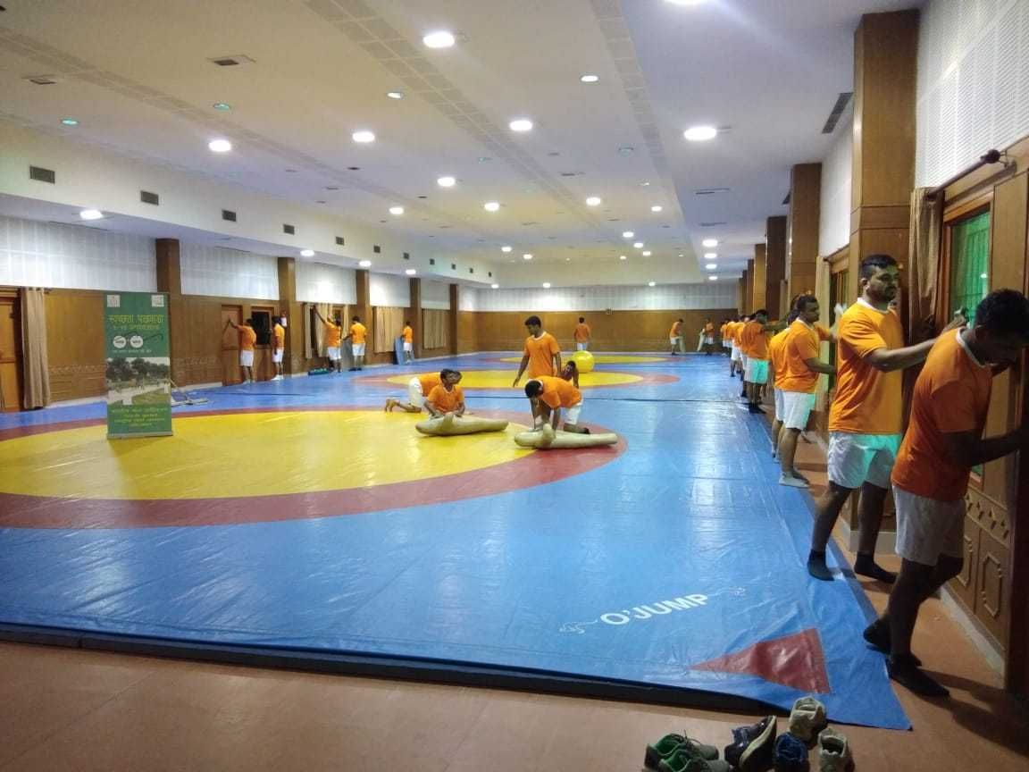 National Institute of Sports makes necessary changes for