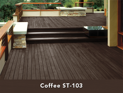Coffee Deck Stain Homestyle In 2019 Deck Stain Colors