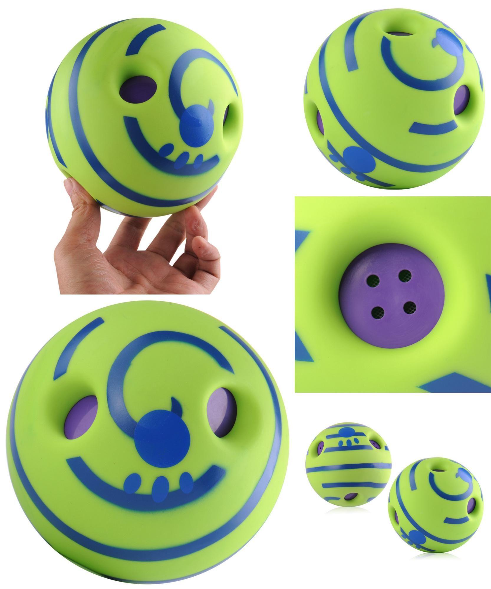 Buy Jml Wobble Wag Giggle Ball Dog Toys Dog Toys Pet Toys