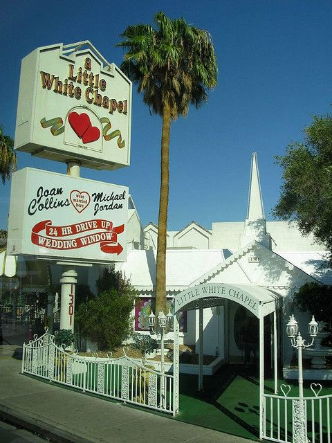 Calling all 'Elvis' Fans......had to include this world famous building....Not sure it is a 'Chapel' in the trueist sense....but everyone has heard of the Las Vegas Wedding Chapel