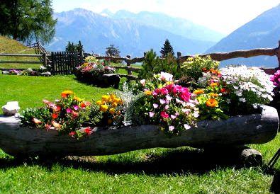 Decoraciones de jardines peque os exteriores casas de for Jardines pequenos para exteriores