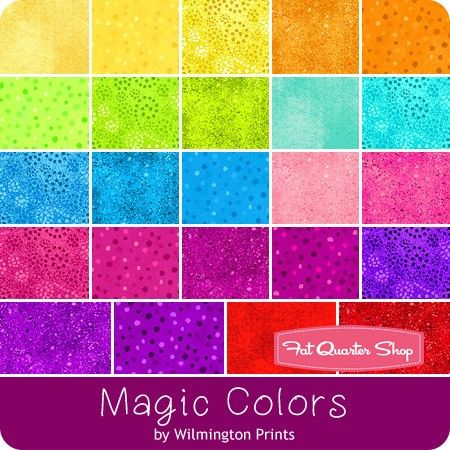 Magic Colors Essential 10 Karat Gems <br/>Wilmington Prints