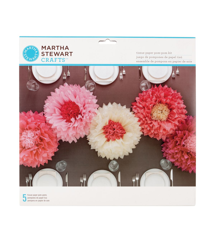 Tissue Paper Pom Pom Kit Chrysanth Flowersnull Partydecorating