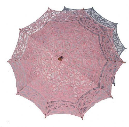 Pink victorian parasol | Pink victorian