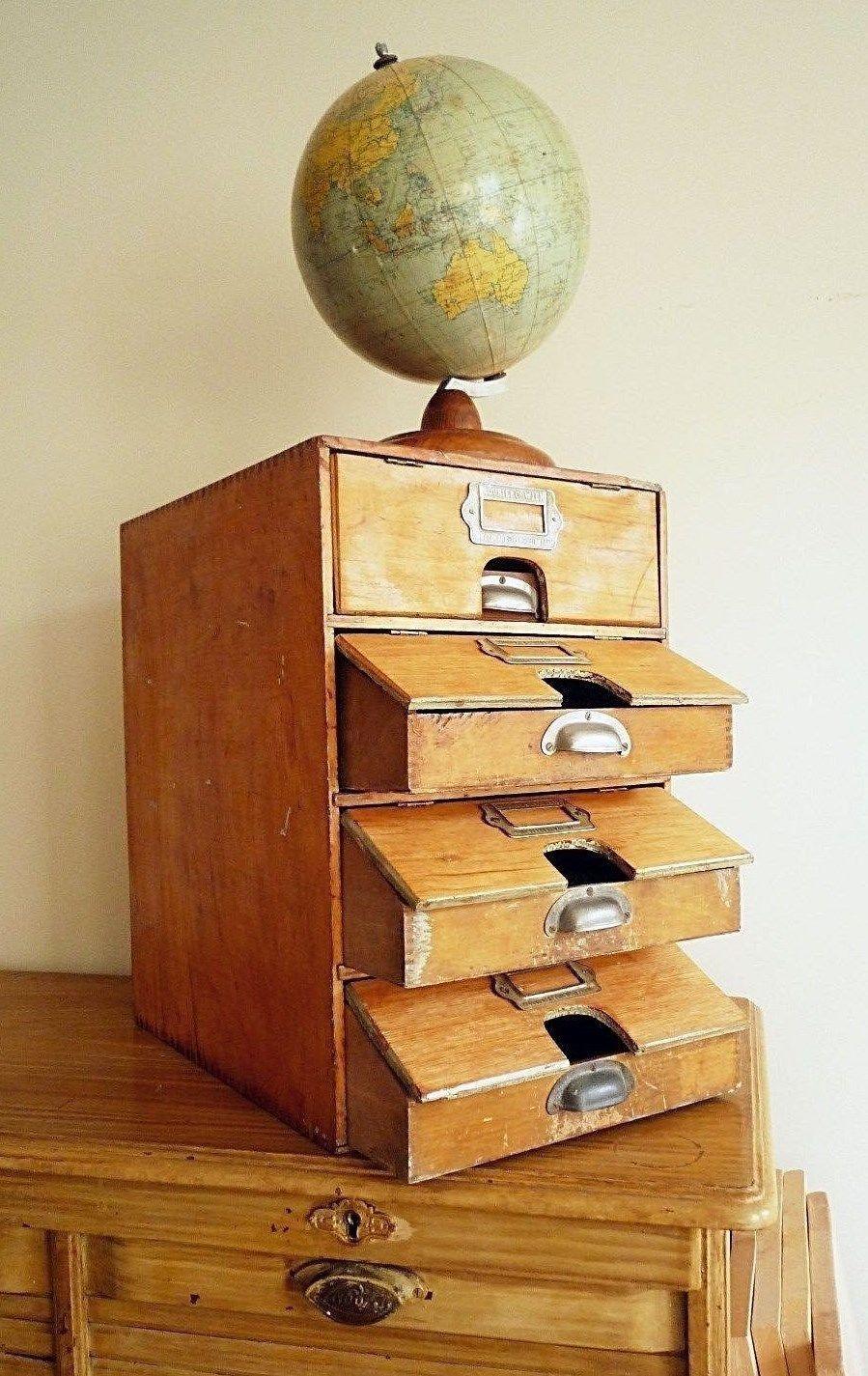 Antik Schubladenschrank Buroschrank Dokumentschrank File Cabinet Loft Werkstatt Ebay Schubladenschrank Buroschranke Schrank