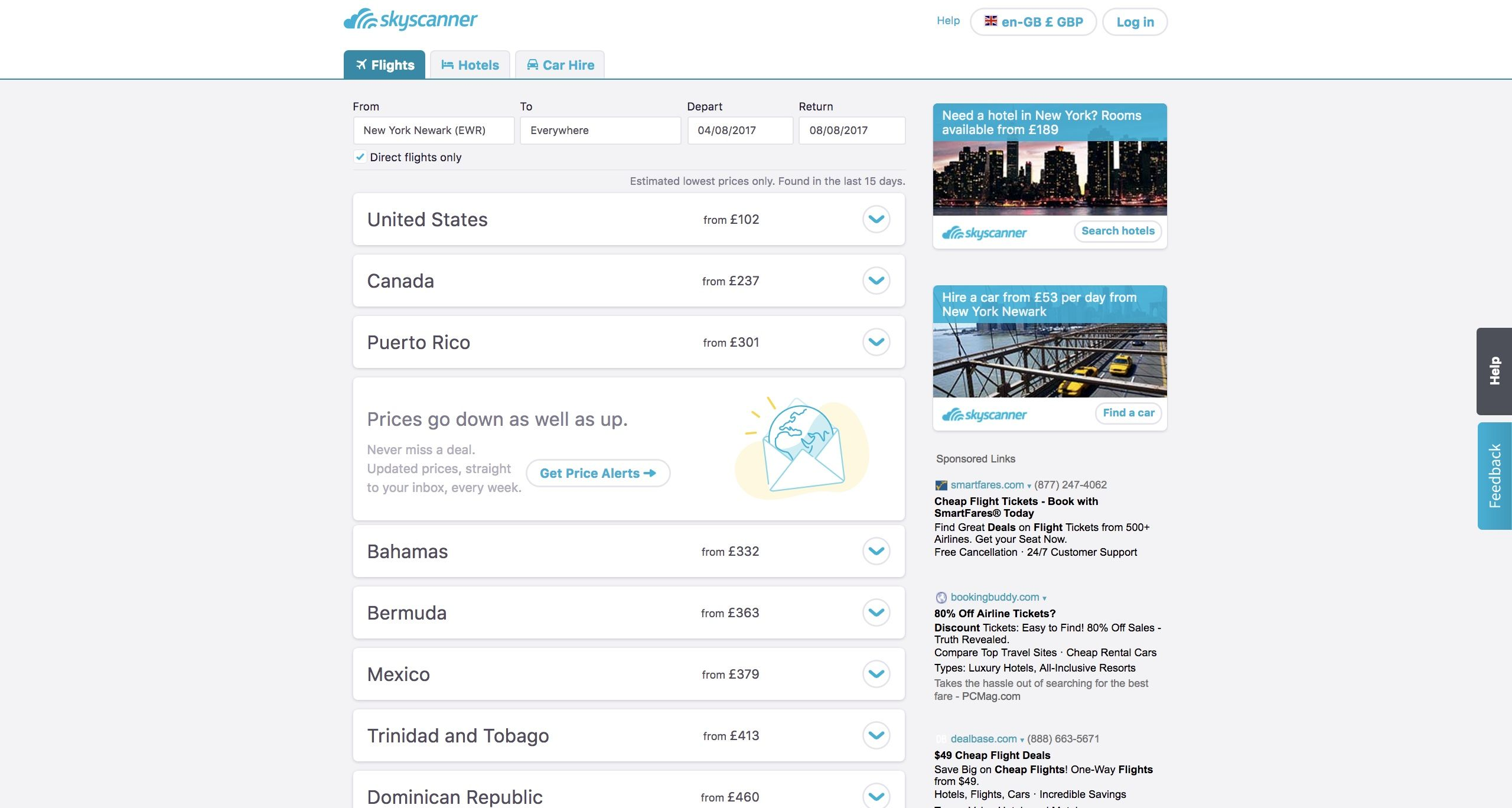 Best Online Travel Booking Sites Canada