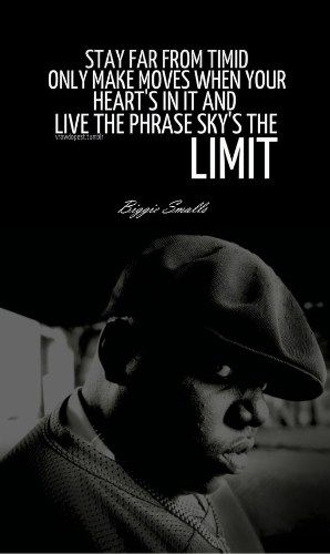 33 Notorious Biggie Smalls Quotes And Sayings Rap Quotes Rapper