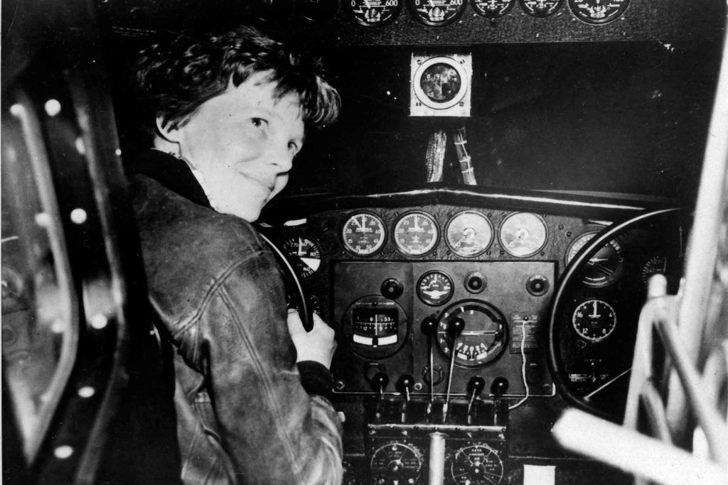 10 Things You Never Knew About Amelia Earhart Amelia