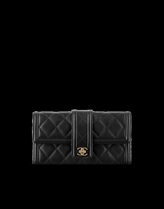 new style 7cad8 82df5 フラップ ウォレット - シャネル 公式サイト: CHANEL.COM ...