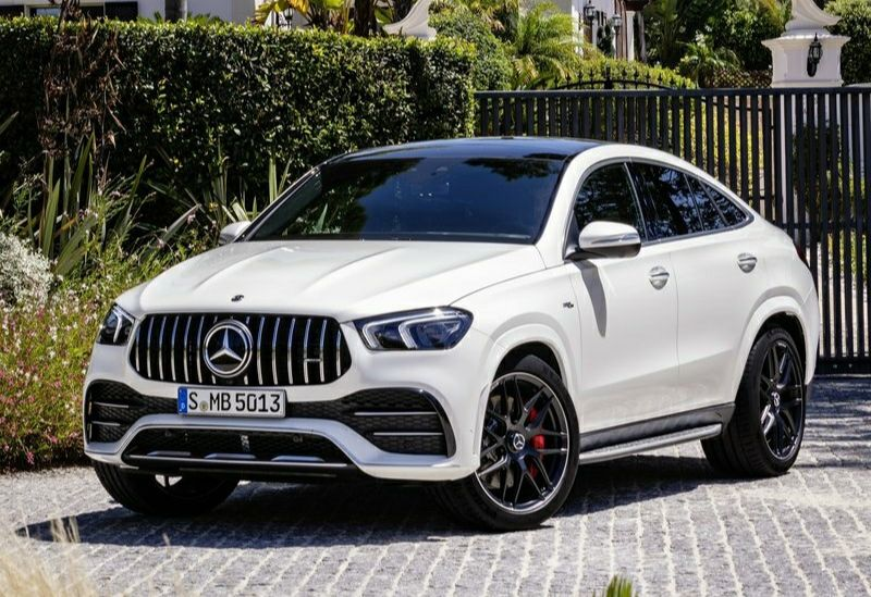 2020 MERCEDES-BENZ GLE 53 AMG COUPE