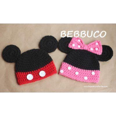 c102c3325f515 Encuentra Gorros Tejidos Bebe Nina Nino Minions Kitty Micky Mimi Pooh - Ropa