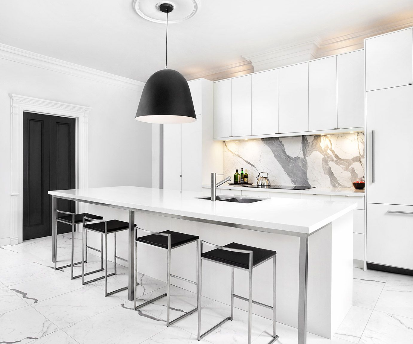 House And Home Feature Avec Images Cuisine Design Moderne