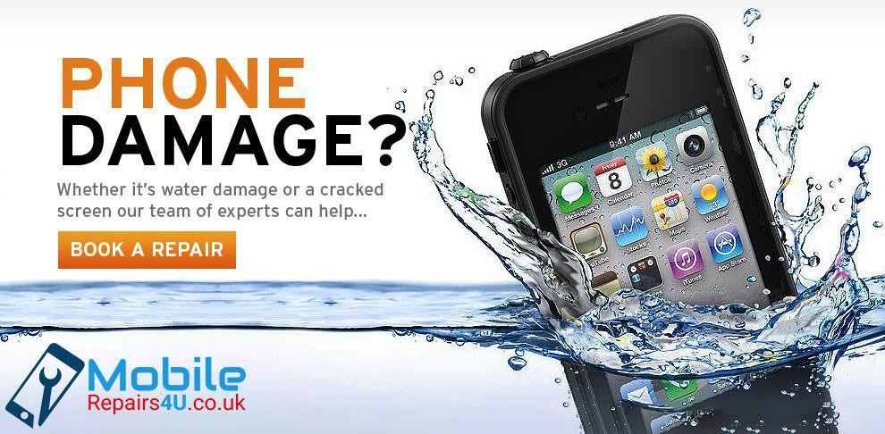 iPhone Damage? Mobile phone repair, Phone repair, Camera