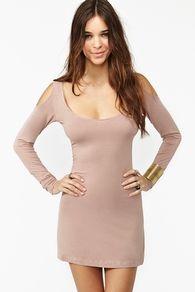 Mojave Cutout Dress nastygal.com