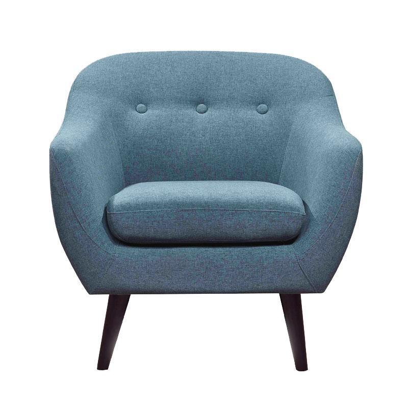 EGEDAL Armchair (Blue) in 2020 Blue armchair, Armchair