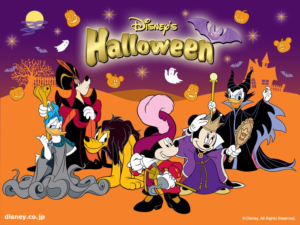 Fondos De Pantalla Disney Halloween Fotos De Halloween Disney