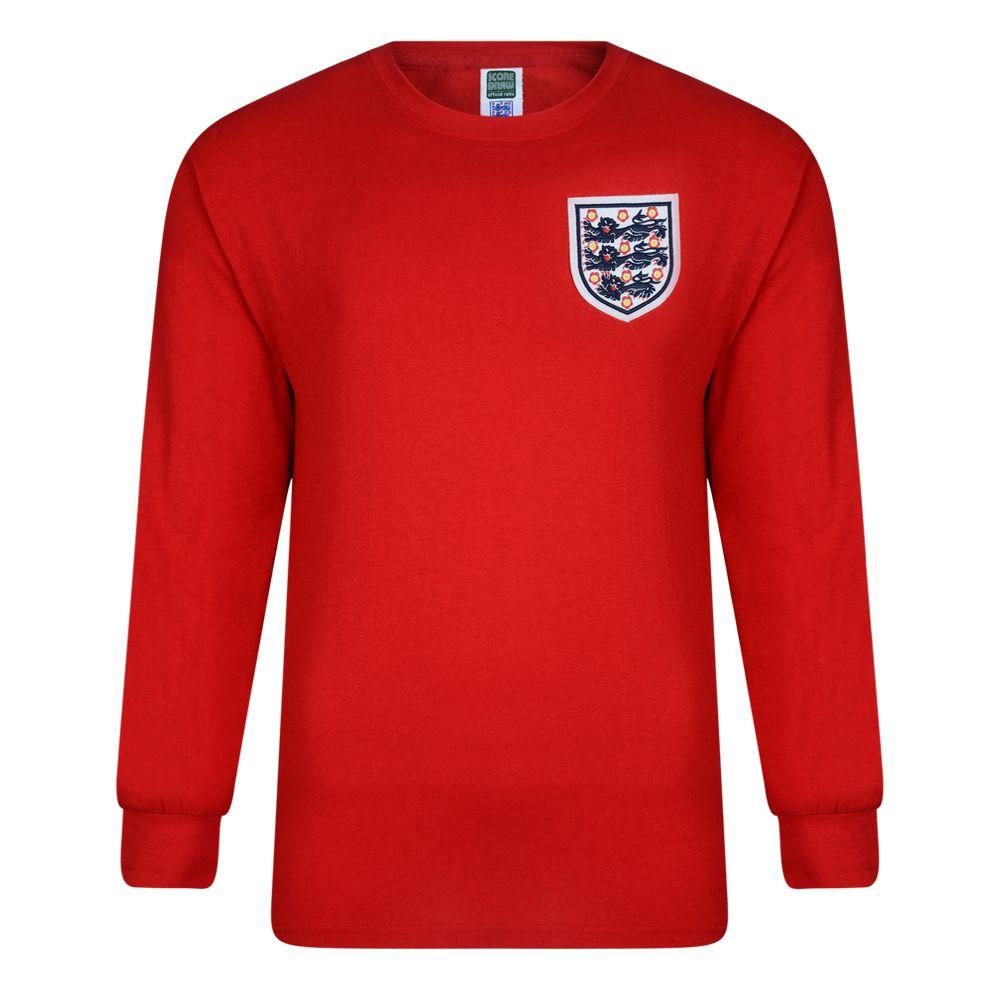 7b820522e79 Retro English Football Shirts