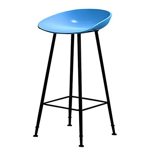 Super Metal Bar Stools Kitchen Counter Wrought Iron Barstool Blue Machost Co Dining Chair Design Ideas Machostcouk