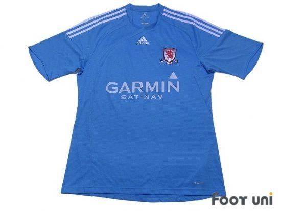 0d674599730 Middlesbrough 2009-2010 Away Shirt ADIDAS garmin - Football Shirts,Soccer  Jerseys,Vintage Classic Retro - Online Store From Footuni Japan