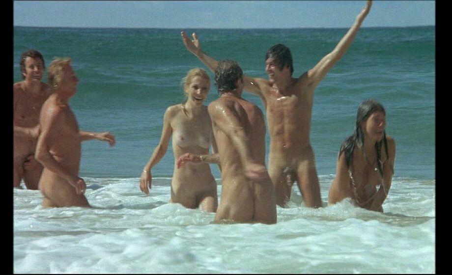 Alain delon naked