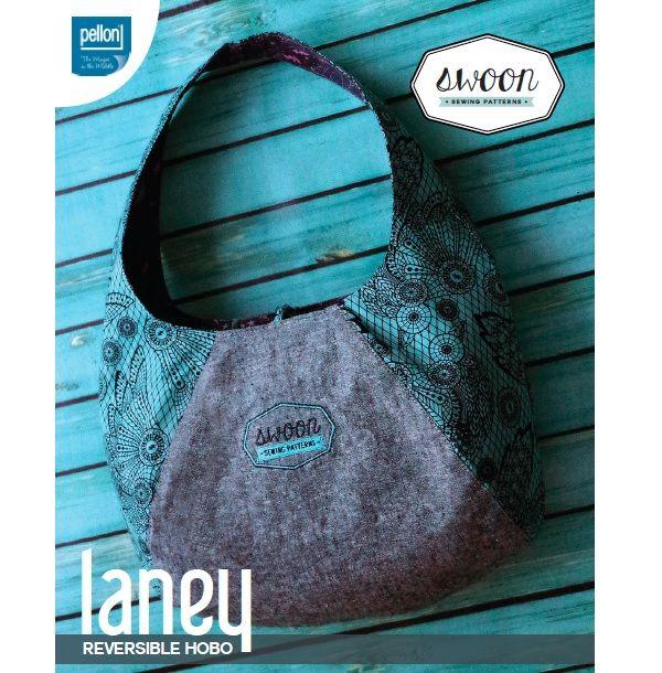 Free pattern: Laney Reversible Hobo bag