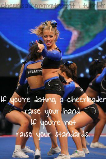 If Youre Dating A Cheerleader Quotes