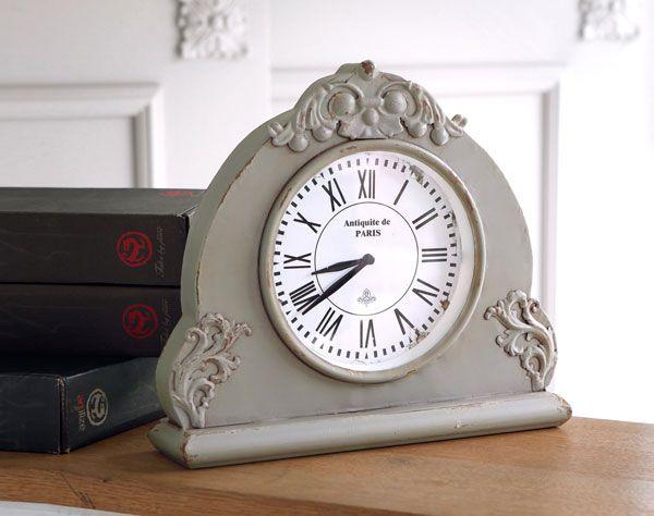 horloge poser becquet