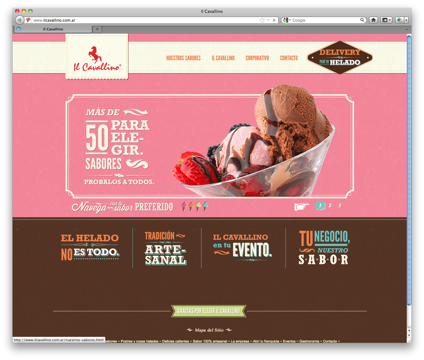 website // Muy buena! | web | Pinterest