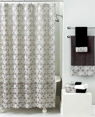 Avanti Bath Accessories Galaxy Shower Curtain Shower Curtains