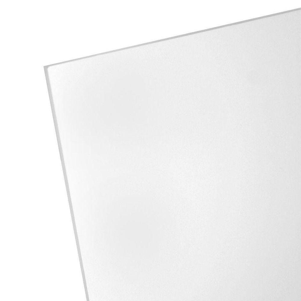 Plaskolite 8 In X 10 In X 0 050 In Non Glare Acrylic Sheet 1x09241a Acrylic Sheets Acrylic Drawer Organizer Plastic Sheets