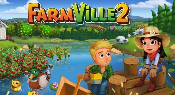 Farm Spiele App