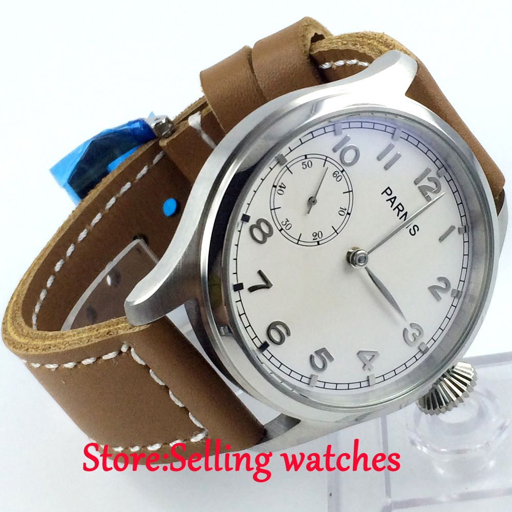 Like and Share if you want this  47mm parnis white dial 6497 movement hand winding mens watch     Tag a friend who would love this!     FREE Shipping Worldwide     Buy one here---> https://shoppingafter.com/products/47mm-parnis-white-dial-6497-movement-hand-winding-mens-watch/