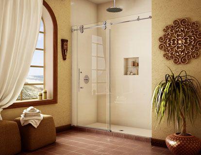 Alumax Pipeline Sliding Door Shower Doors Shower Enclosure Doors Glass Shower Doors Frameless