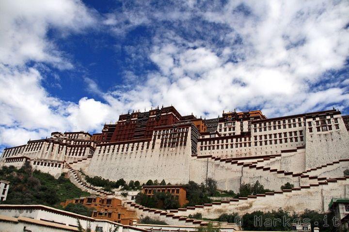 Lhasa - Il Potala