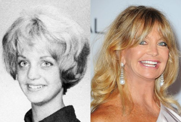 Goldie Hawn | Young celebrities, Celebrities then and now, Hollywood  celebrities