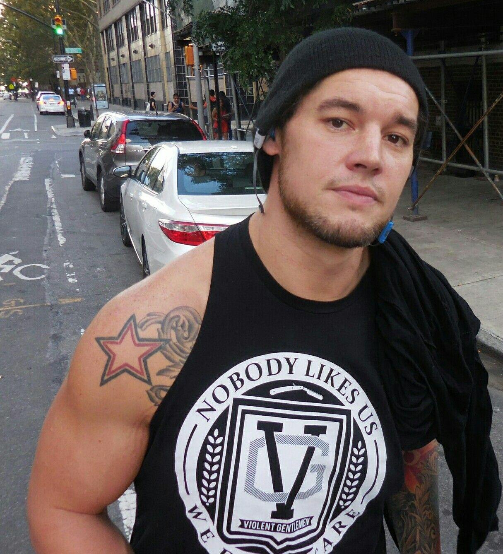 Baron corbin baron corbin thomas baron pestock for Corey graves tattoos