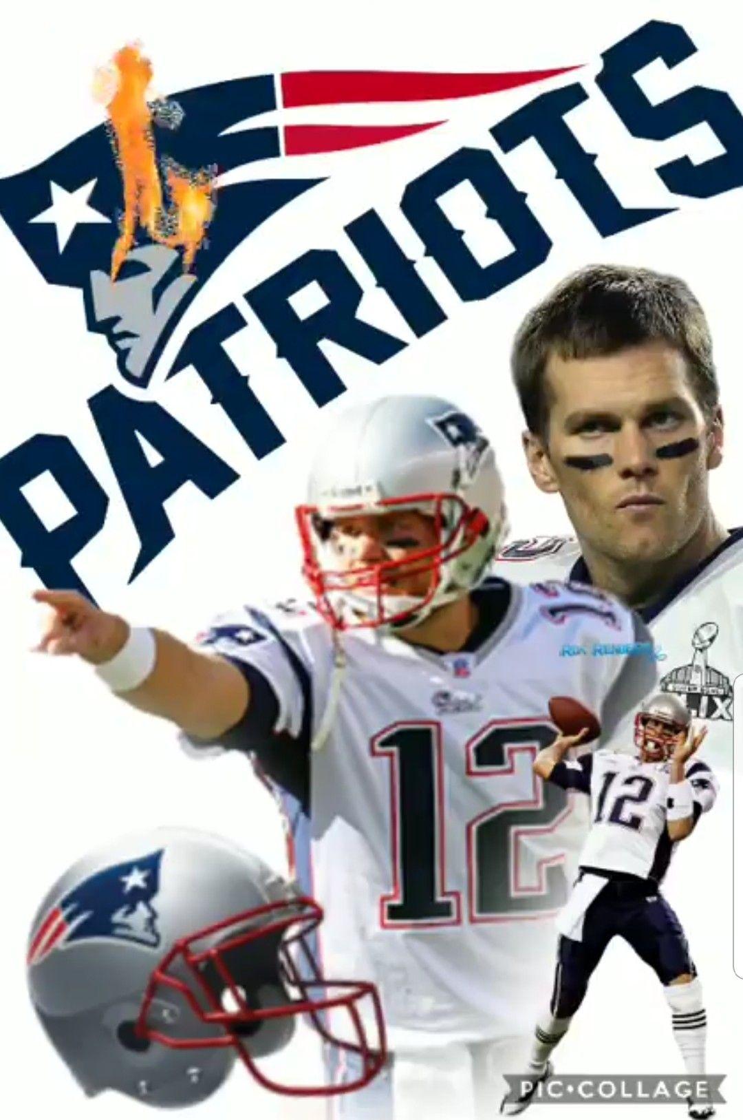 Tom Brady Patriots Football New England Patriots Gronkowski