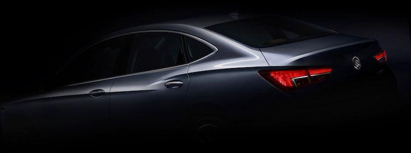 El Buick Verano muestra sus líneas antes de su debut en Shanghai - http://www.actualidadmotor.com/el-buick-verano-muestra-sus-lineas-antes-de-su-debut-en-shanghai/
