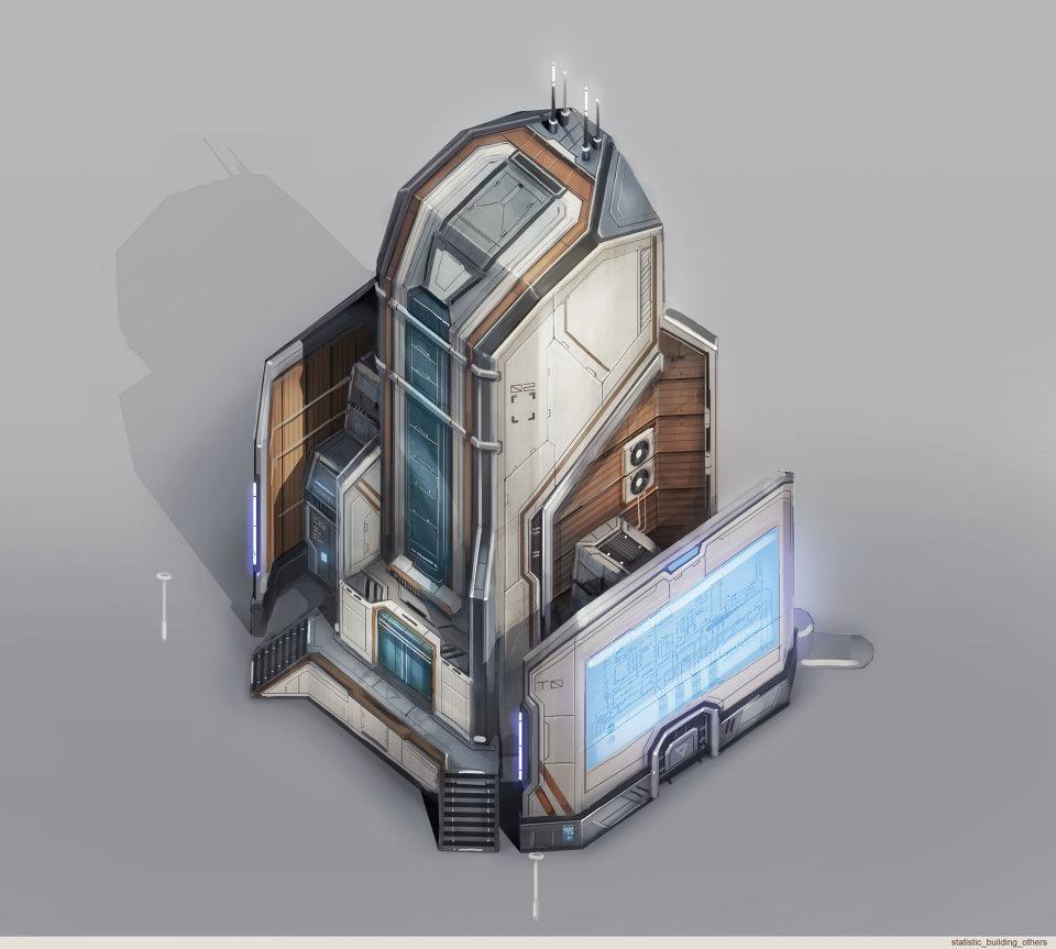 Steampunk building concept props google for Anno 2070 find architect