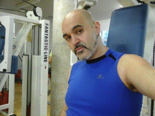 Gym. Piscina Vila-real.